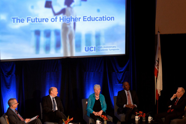 Future of Higher Education summit