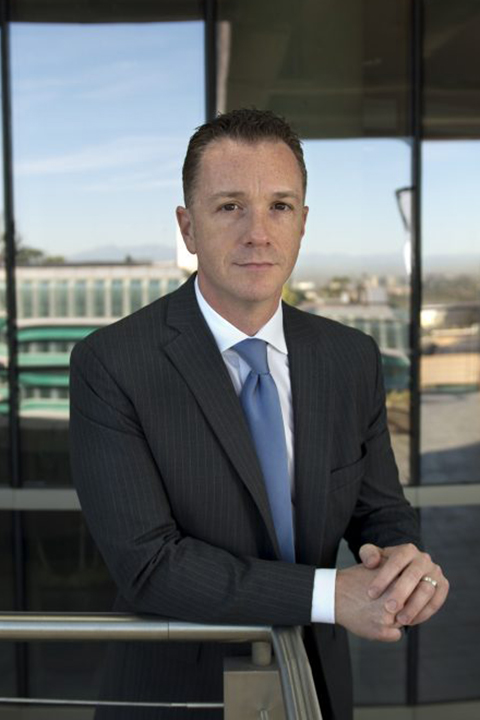 Joshua Grill, co-director of UCI MIND