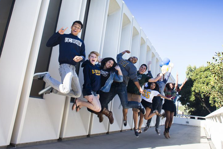 UCI is no. 9 among nation's public universities