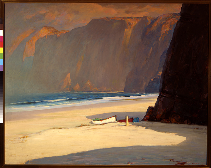 Mitchell Alfred, In Morning Light, 1931