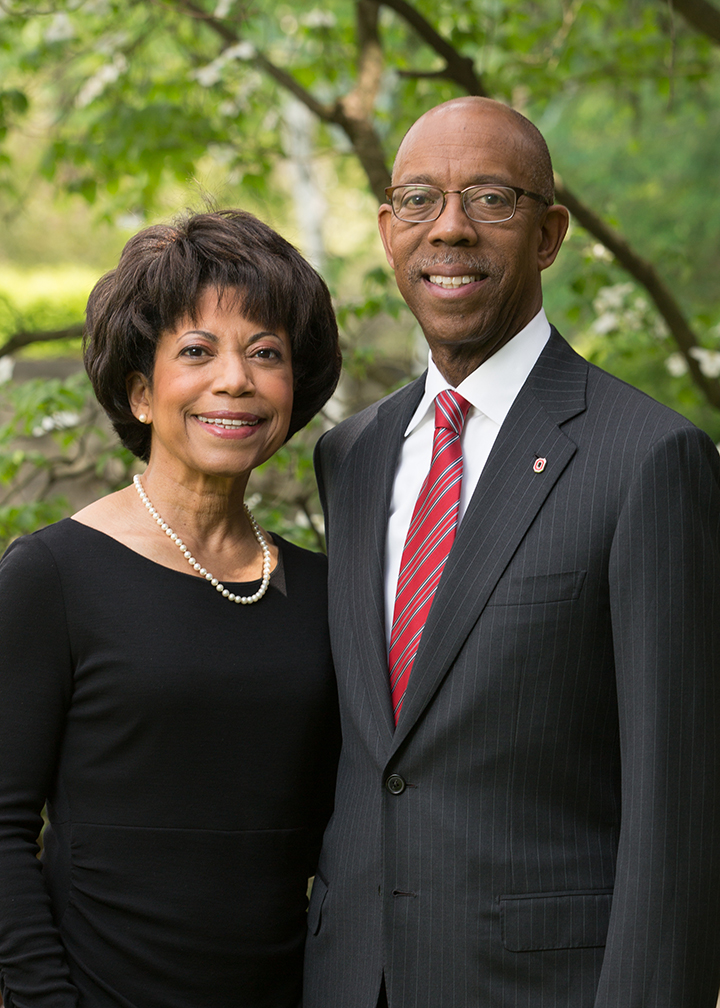 Brenda and Michael Drake
