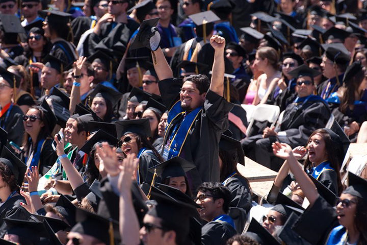 UCI Named Hispanic-Serving Institution for 2017-18